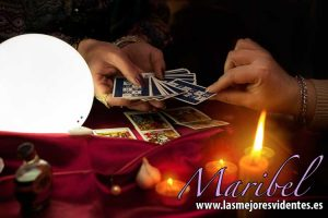 Maribel vidente y tarotista - Lectura de tarot