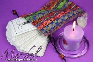 Maribel vidente y tarotista - Ritual con velas